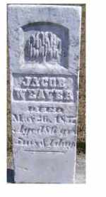 WEAVER, JACOB - Highland County, Ohio | JACOB WEAVER - Ohio Gravestone Photos