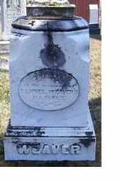 WEAVER, SAMUEL - Highland County, Ohio | SAMUEL WEAVER - Ohio Gravestone Photos
