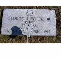 WHITE, GEORGE S. JR. - Highland County, Ohio | GEORGE S. JR. WHITE - Ohio Gravestone Photos