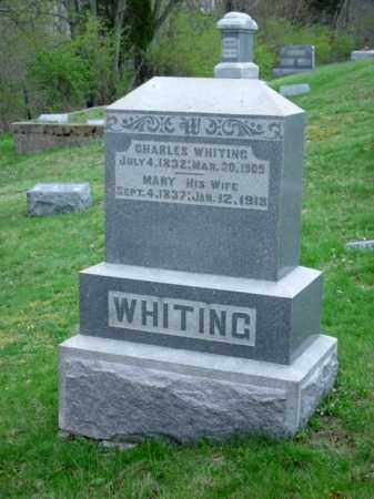 WHITING, CHARLES W. - Highland County, Ohio | CHARLES W. WHITING - Ohio Gravestone Photos
