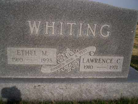 MORRIS WHITING, ETHEL MAE - Highland County, Ohio | ETHEL MAE MORRIS WHITING - Ohio Gravestone Photos