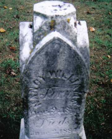 WILIAMS, NANCY - Highland County, Ohio | NANCY WILIAMS - Ohio Gravestone Photos