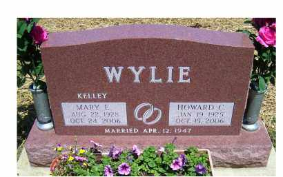 WYLIE, HOWARD C. - Highland County, Ohio | HOWARD C. WYLIE - Ohio Gravestone Photos