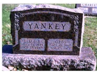 YANKEY, OTTO - Highland County, Ohio | OTTO YANKEY - Ohio Gravestone Photos