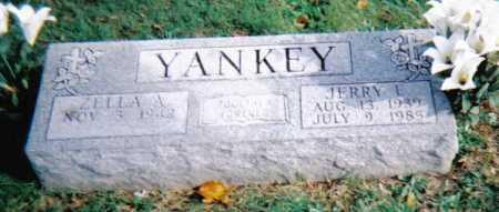YANKEY, ZELLA A. - Highland County, Ohio | ZELLA A. YANKEY - Ohio Gravestone Photos