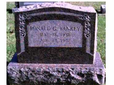 YANKEY, RONALD G. - Highland County, Ohio | RONALD G. YANKEY - Ohio Gravestone Photos