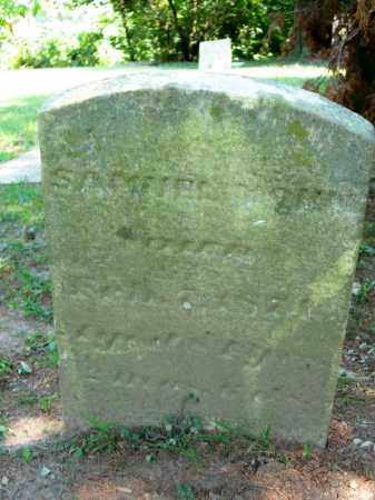 YOHN, SAMUEL - Highland County, Ohio | SAMUEL YOHN - Ohio Gravestone Photos