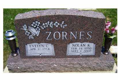 ZORNES, NOLAN K. - Highland County, Ohio | NOLAN K. ZORNES - Ohio Gravestone Photos