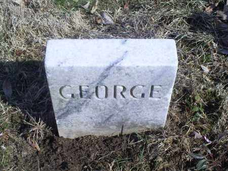 UNKNOWN, GEORGE - Hocking County, Ohio | GEORGE UNKNOWN - Ohio Gravestone Photos