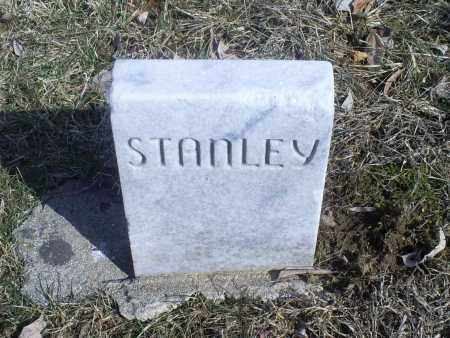 UNKNOWN, STANLEY - Hocking County, Ohio | STANLEY UNKNOWN - Ohio Gravestone Photos
