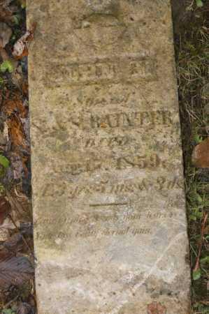 BAINTER, JOHN N. - Hocking County, Ohio | JOHN N. BAINTER - Ohio Gravestone Photos