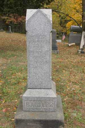 BAINTER, RACHEL A. - Hocking County, Ohio | RACHEL A. BAINTER - Ohio Gravestone Photos