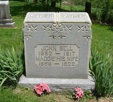 BELL, JOHN - Hocking County, Ohio | JOHN BELL - Ohio Gravestone Photos
