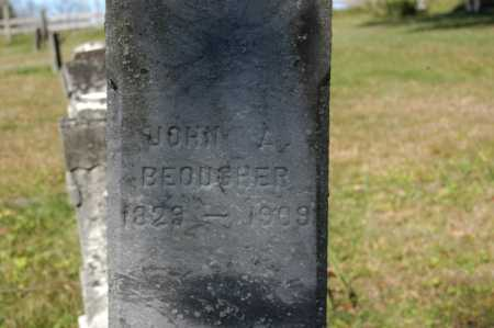 BEOUGHER, JOHN A - Hocking County, Ohio | JOHN A BEOUGHER - Ohio Gravestone Photos