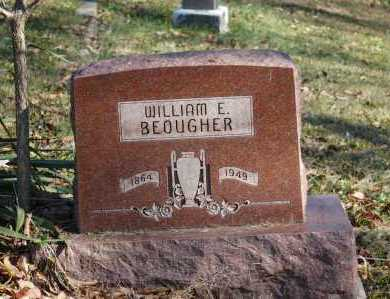 BEOUGHER, WILLIAM E - Hocking County, Ohio | WILLIAM E BEOUGHER - Ohio Gravestone Photos