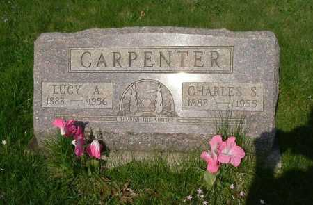 CARPENTER, LUCY A. - Hocking County, Ohio | LUCY A. CARPENTER - Ohio Gravestone Photos