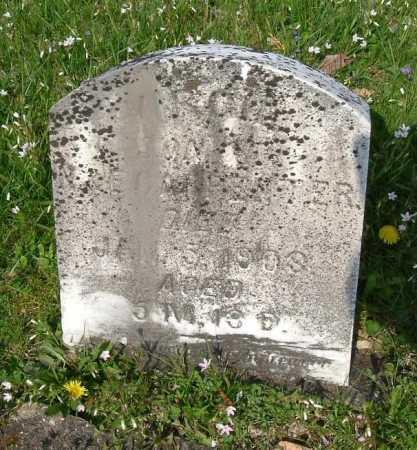 CARPENTER, VIRGIE - Hocking County, Ohio   VIRGIE CARPENTER - Ohio Gravestone Photos