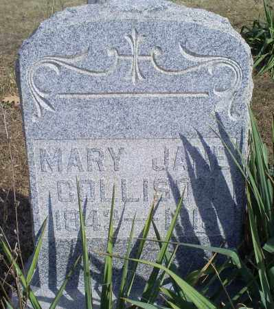 COLLISON, MARY JANE - Hocking County, Ohio | MARY JANE COLLISON - Ohio Gravestone Photos