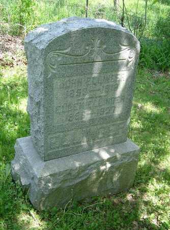 ELLINGER, ELLEN - Hocking County, Ohio | ELLEN ELLINGER - Ohio Gravestone Photos