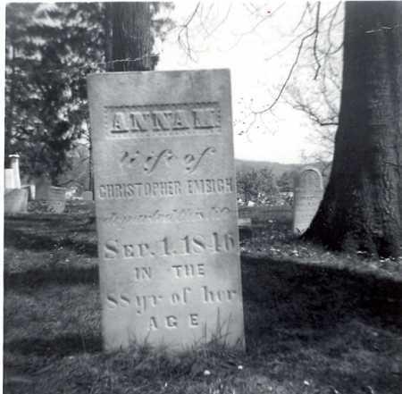 EMBICH, ANNA M. - Hocking County, Ohio   ANNA M. EMBICH - Ohio Gravestone Photos