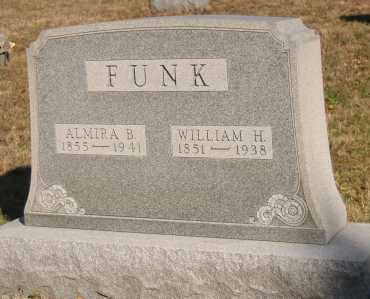 FUNK, ALMIRA B - Hocking County, Ohio | ALMIRA B FUNK - Ohio Gravestone Photos