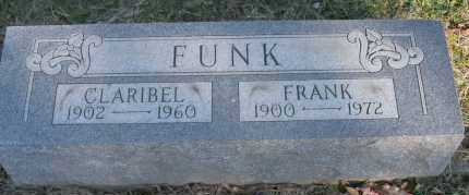FUNK, FRANK - Hocking County, Ohio | FRANK FUNK - Ohio Gravestone Photos