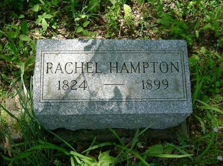 HAMPTON, RACHEL - Hocking County, Ohio | RACHEL HAMPTON - Ohio Gravestone Photos