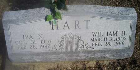 HART, IVA N. - Hocking County, Ohio | IVA N. HART - Ohio Gravestone Photos