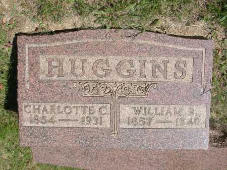 VANHORN HUGGINS, CHARLOTTE C. - Hocking County, Ohio | CHARLOTTE C. VANHORN HUGGINS - Ohio Gravestone Photos