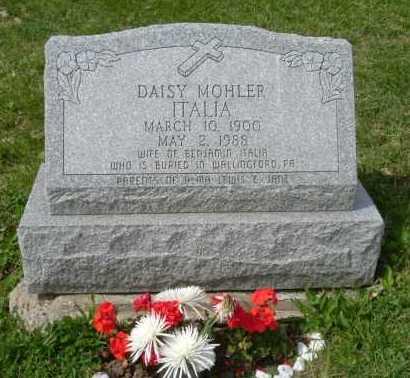 ITALIA, DAISY VIOLA - Hocking County, Ohio | DAISY VIOLA ITALIA - Ohio Gravestone Photos