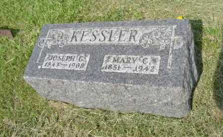 KESSLER, JOSEPH G. - Hocking County, Ohio | JOSEPH G. KESSLER - Ohio Gravestone Photos