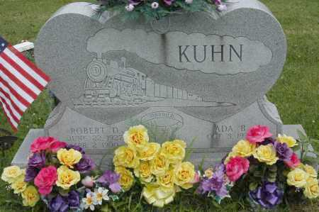 KUHN, ADA B. - Hocking County, Ohio | ADA B. KUHN - Ohio Gravestone Photos