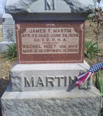 MARTIN, RACHEL - Hocking County, Ohio | RACHEL MARTIN - Ohio Gravestone Photos