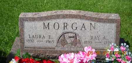 MORGAN, RAY - Hocking County, Ohio | RAY MORGAN - Ohio Gravestone Photos