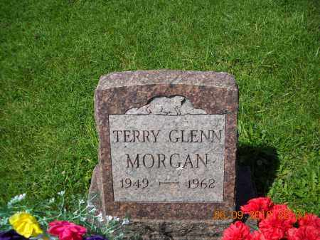 MORGAN, TERRY - Hocking County, Ohio | TERRY MORGAN - Ohio Gravestone Photos