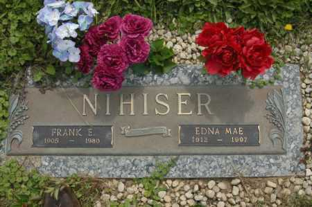 NIHISER, EDNA MAE - Hocking County, Ohio | EDNA MAE NIHISER - Ohio Gravestone Photos