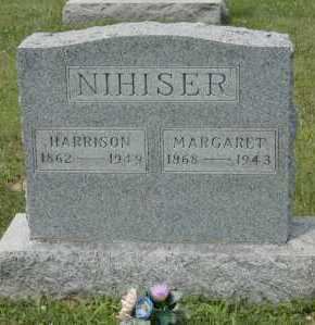 NIHISER, MARGARET - Hocking County, Ohio | MARGARET NIHISER - Ohio Gravestone Photos