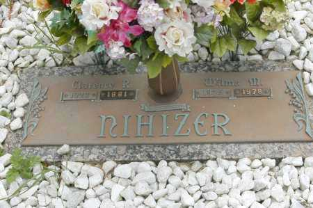 NIHIZER, WILMA M. - Hocking County, Ohio | WILMA M. NIHIZER - Ohio Gravestone Photos