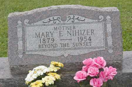 NIHIZER, MARY E. - Hocking County, Ohio | MARY E. NIHIZER - Ohio Gravestone Photos