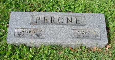 WEILAND PERONE, LAURA E. - Hocking County, Ohio | LAURA E. WEILAND PERONE - Ohio Gravestone Photos