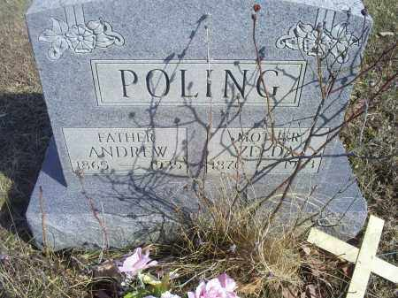 POLING, ZELDA - Hocking County, Ohio | ZELDA POLING - Ohio Gravestone Photos