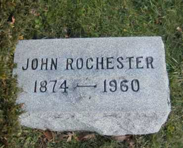 ROCHESTER, JOHN - Hocking County, Ohio | JOHN ROCHESTER - Ohio Gravestone Photos