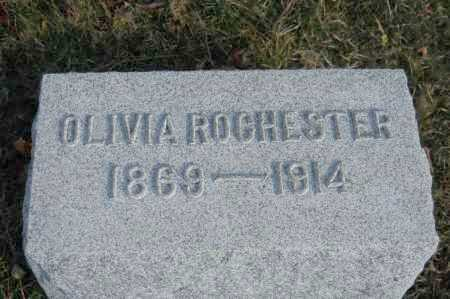ROCHESTER, OLIVIA - Hocking County, Ohio | OLIVIA ROCHESTER - Ohio Gravestone Photos