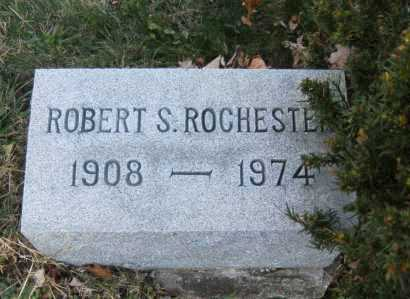 ROCHESTER, ROBERT S. - Hocking County, Ohio | ROBERT S. ROCHESTER - Ohio Gravestone Photos