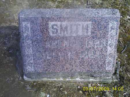 SMITH, CLARENCE - Hocking County, Ohio | CLARENCE SMITH - Ohio Gravestone Photos