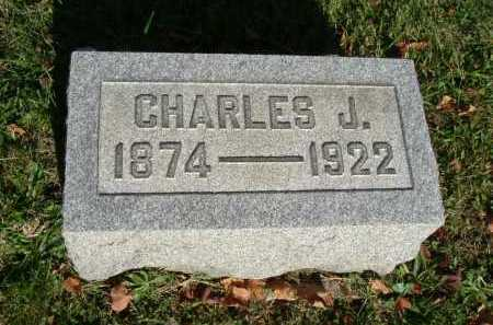 STEDEM, CHARLES J. - Hocking County, Ohio | CHARLES J. STEDEM - Ohio Gravestone Photos