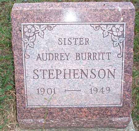 STEPHENSON, AUDREY - Hocking County, Ohio | AUDREY STEPHENSON - Ohio Gravestone Photos