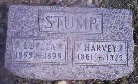 STUMP, HARVEY - Hocking County, Ohio | HARVEY STUMP - Ohio Gravestone Photos