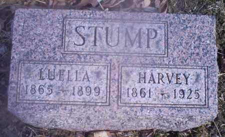 STUMP, LUELLA - Hocking County, Ohio | LUELLA STUMP - Ohio Gravestone Photos