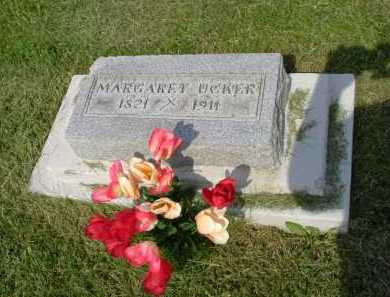 UCKER, MARGARET - Hocking County, Ohio   MARGARET UCKER - Ohio Gravestone Photos